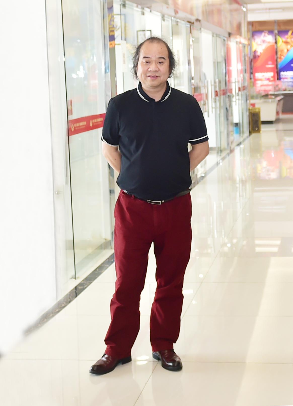 常务副会长邓樟林