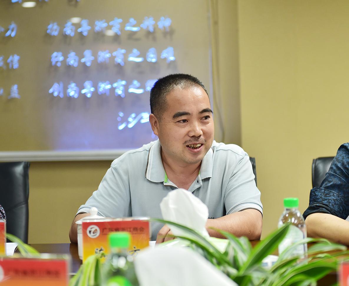 常务副会长陈建方